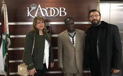 Very Important and successful meeting at KDDB with HE the Ivory coast ambassador